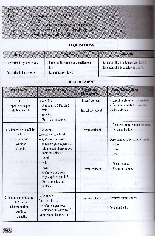 Sequence 5 Le Livre Du Professeur Espace Formation De L
